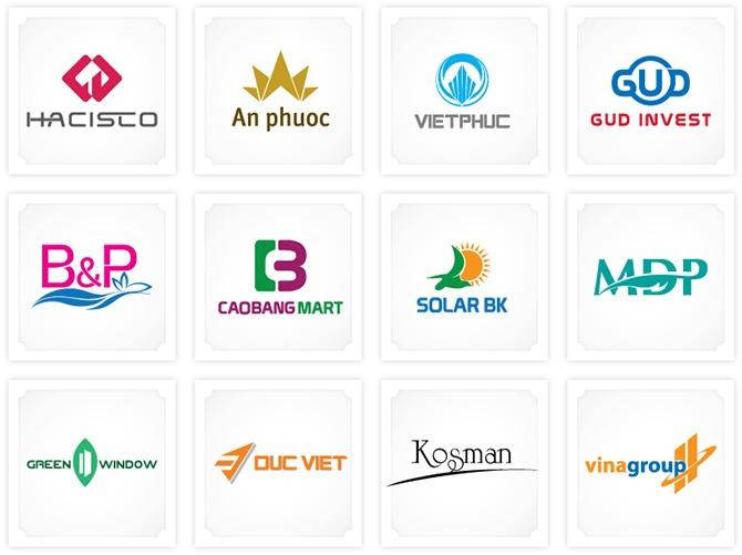 In Bình Minh Thiết kế Logo - In Bình Minh