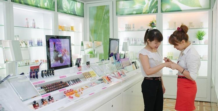 10 bước mở một cửa hàng kinh doanh mỹ phẩm bán lẻ thành công