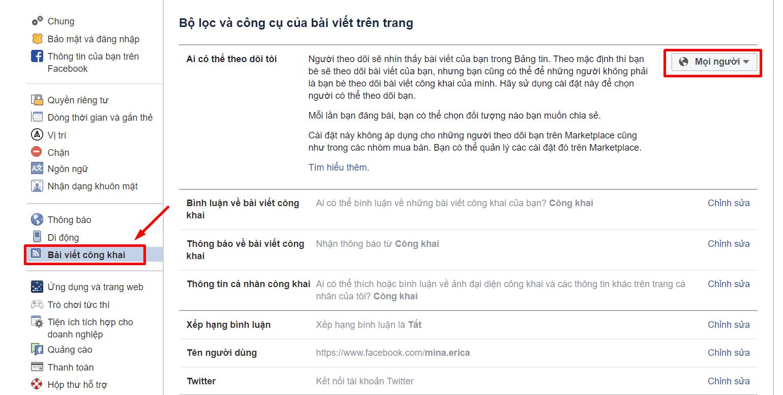 Hướng dẫn bật chế độ theo dõi trên Facebook trang cá nhân 2020 ...
