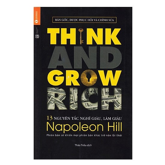 Think And Grow Rich - Napoleon Hill - Lalamas