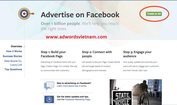 Hướng dẫn cách chạy quảng cáo Facebook Ads hiệu quả - Chi tiết