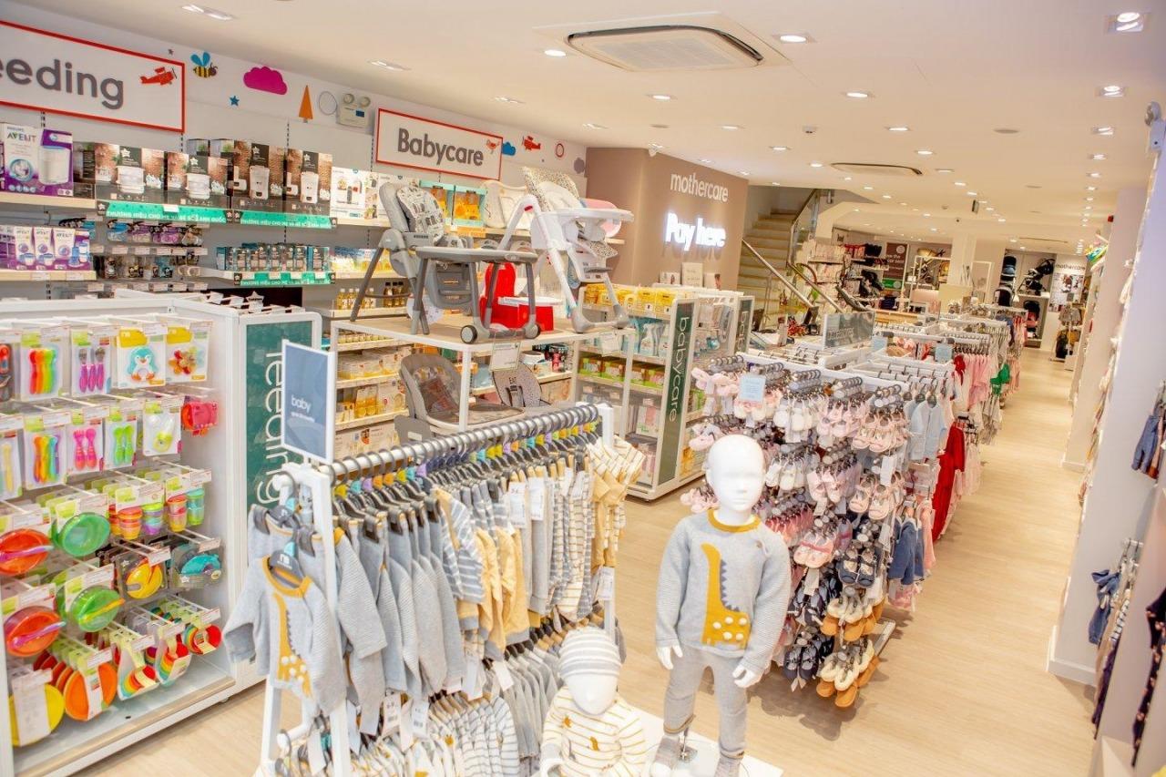 Mothercare khai trương cửa hàng thứ 10 tại thị trường Việt Nam