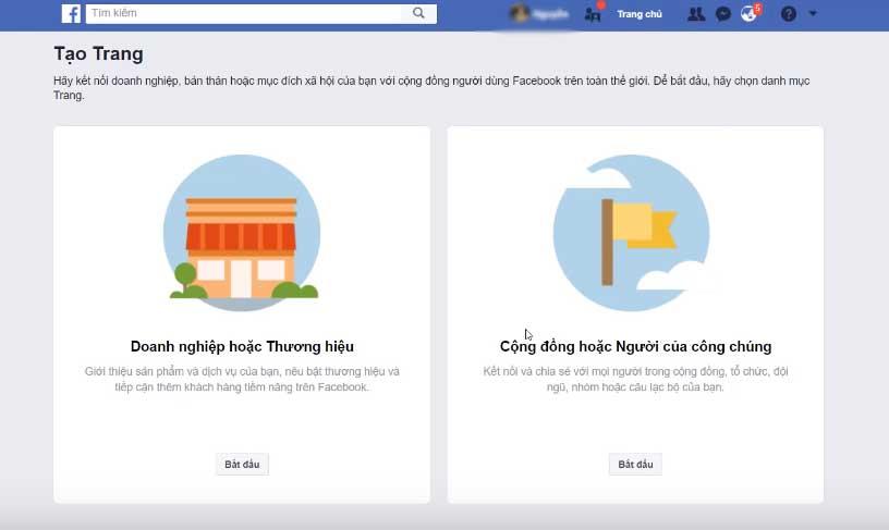 Cách tạo fanpage Facebook bán hàng nhanh và chuẩn SEO