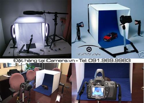 Hộp chụp sản phẩm hình vuông 60x60x60 cm giá rẻ nhất
