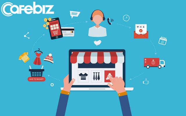 """Bán hàng online không có gì phải ngại: 10 bí quyết quan trọng cần nhớ để có doanh thu """"khủng"""""""
