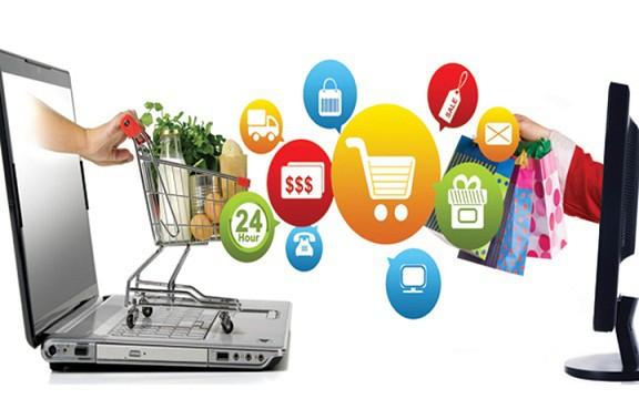 Đẩy mạnh mua bán hàng hóa online giữa dịch Covid-19