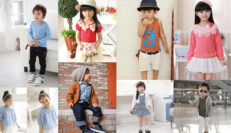 Top 5 xưởng may quần áo trẻ em giá rẻ uy tín tại TP.HCM
