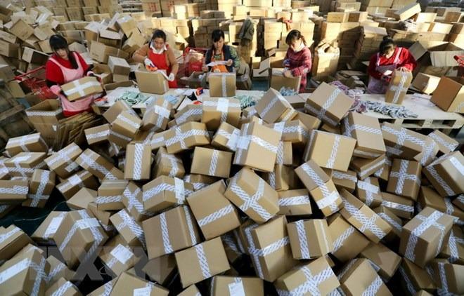 Alibaba biến Ngày Độc thân ở Trung Quốc thành lễ hội mua sắm toàn cầu | Kinh doanh | Vietnam+ (VietnamPlus)