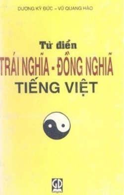 từ điển trái nghĩa, đồng nghĩa tiếng Việt   Đọc Sách, Đọc Truyện, Tải Ebook Miễn Phí - Epub.vn